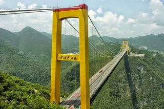7 Jembatan Tertinggi Di Dunia Sebagai Penghubung Transportasi