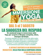 La Saggezza del Respiro - Ritiro Yoga