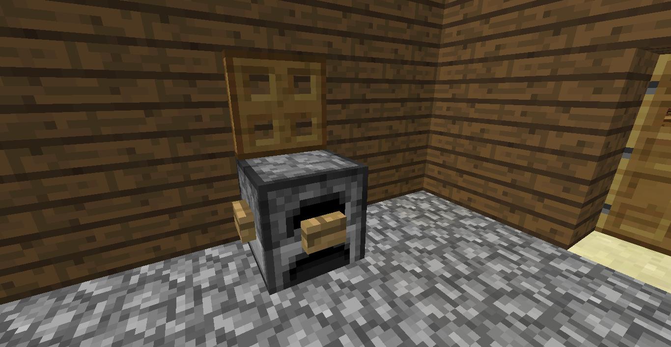 Tudo Sobre Minecraft -> Decoracao De Banheiro No Minecraft