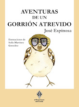 AVENTURAS DE UN GORRIÓN ATREVIDO