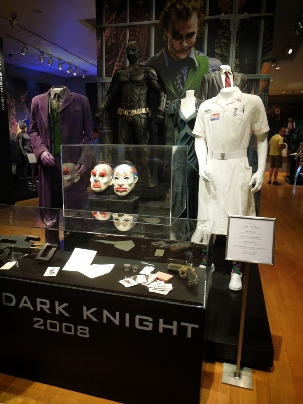 Dark Knight movie costume props