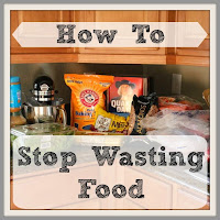 HOW TO STOP WASTING FOOD: Money saving tips everyone could use to stretch their grocery budget.