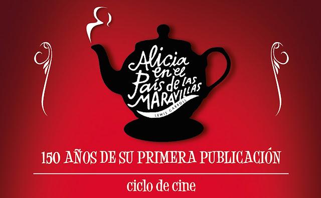 150 años de Alicia en el País de las Maravillas para festejar en el CC Elena Garro