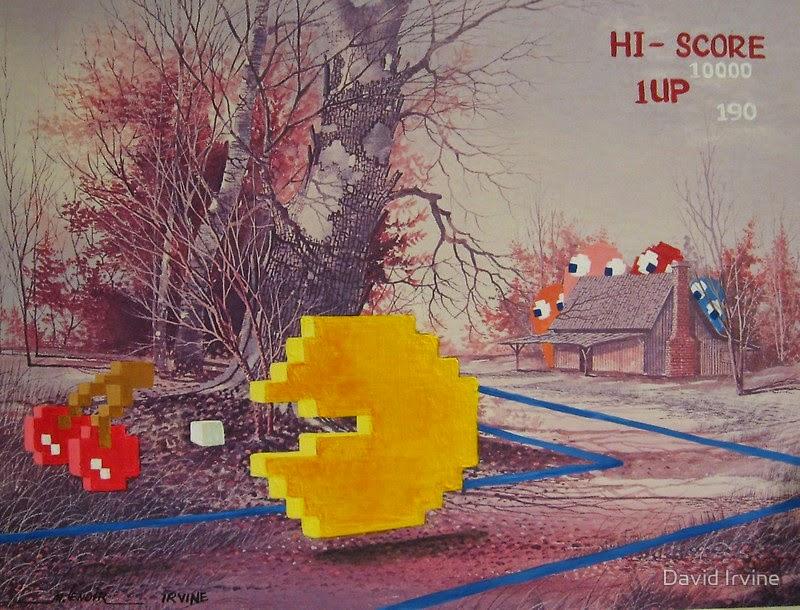 07-8-Bit-Landscape-David-Irvine-Gnarled-Branch-Upcycled-www-designstack-co