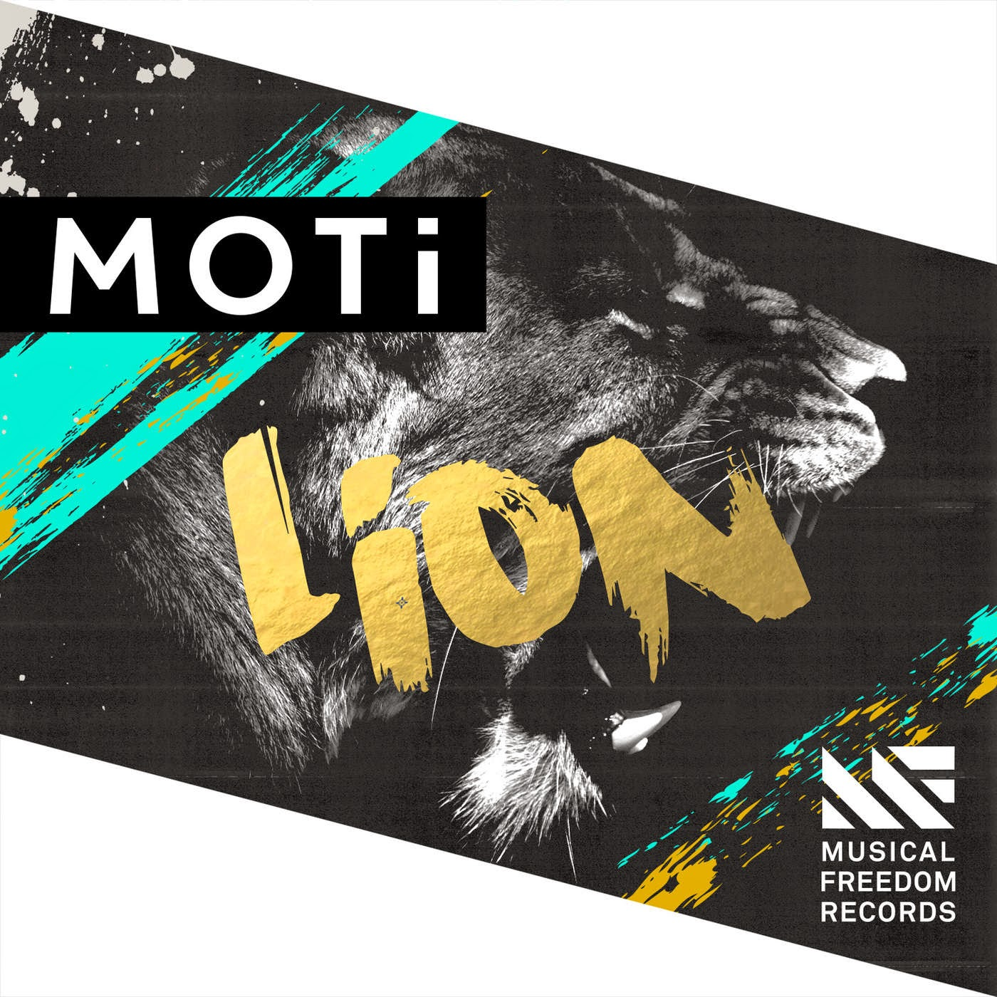 MOTi - Lion (In My Head) - Single Cover