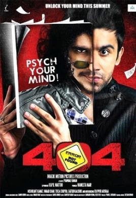 404 2011 Hindi Movie Watch Online