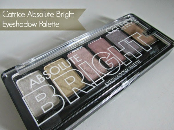 Catrice Absolute Bright Eyeshadow Palette Reviews, Photos, Swatches