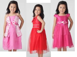 Model baju anak perempuan lucu terbaru