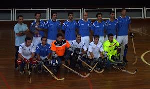 A primeira equipa de Hóquei em Patins do ACS