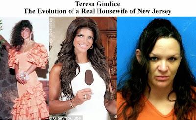 Teresa Guidice prison photo mugshot
