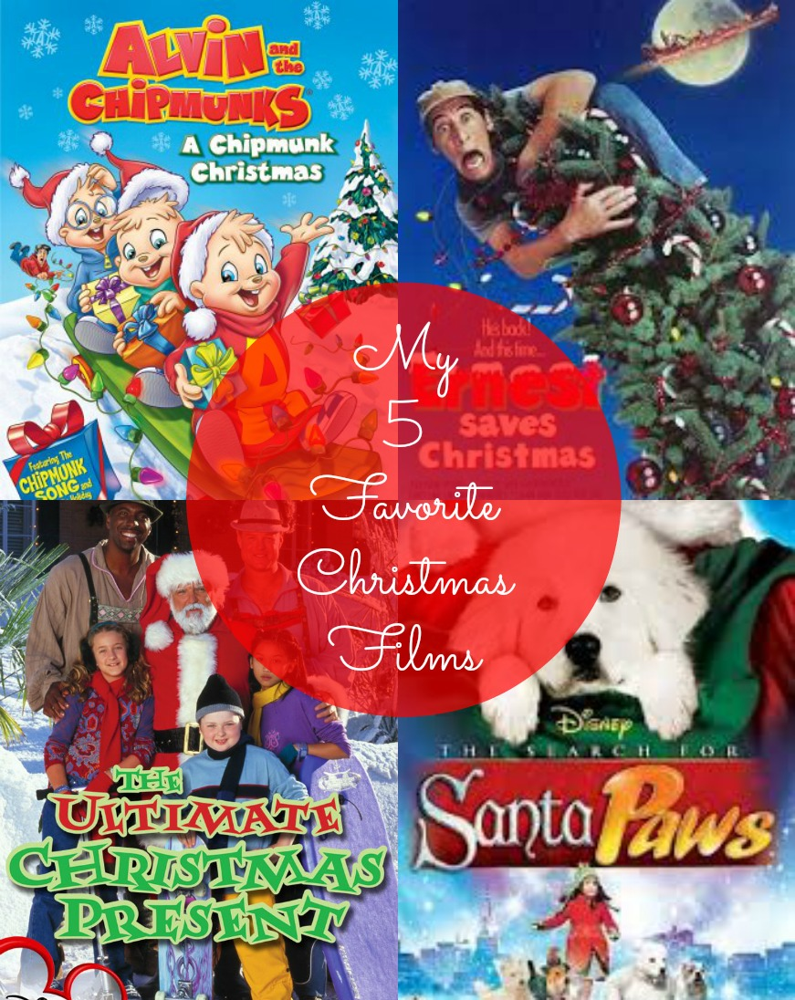 My 5 Favorite Christmas Films