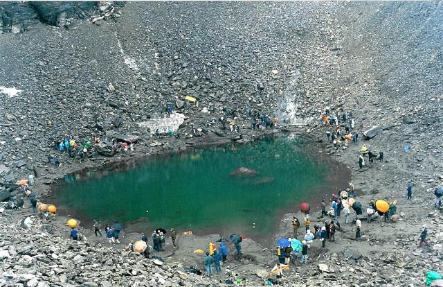Skelton lake- Roopkund