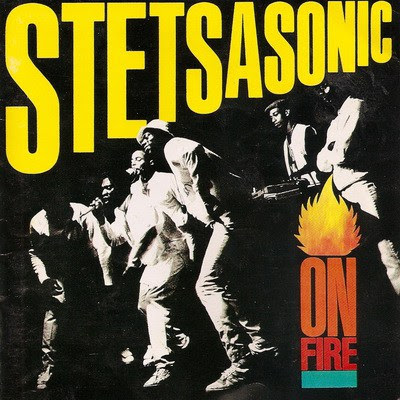Stetsasonic - On Fire (2001 Reissue) (1986) Flac