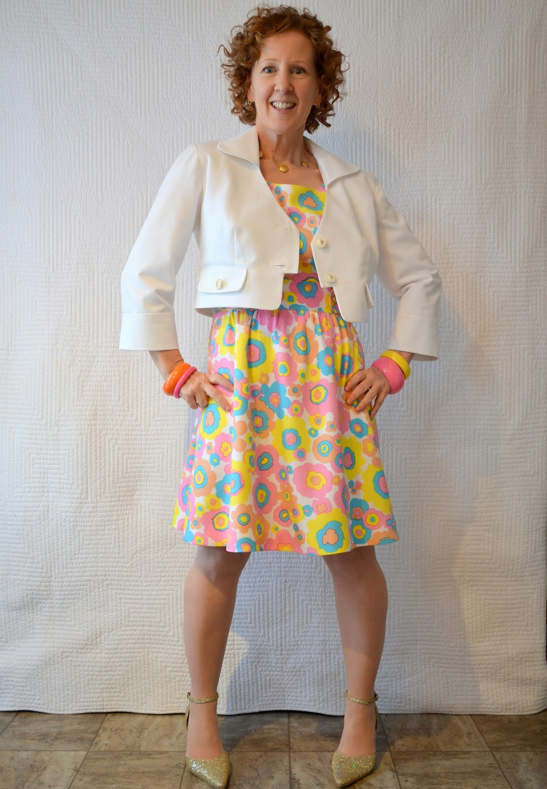 A Colourful Canvas, Dressing Your Truth, DYT Type One, Cynthia Rowley 1873, New Look 6799, Simplicity 2256