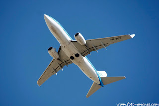 Boeing 737 Next Gen / PH-BGX