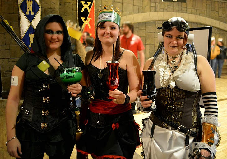 Dragon Con Night at Medieval Times 2015