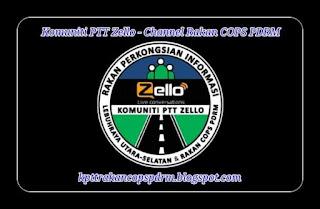 Komuniti PTT Zello : RC/LUS
