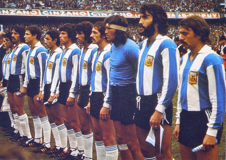 Soccer Nostalgia June 5 1977 Argentina 1 West Germany 3