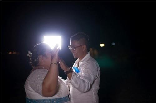 Gambar majlis resepsi perkahwinan Syanie & Nadi Putera