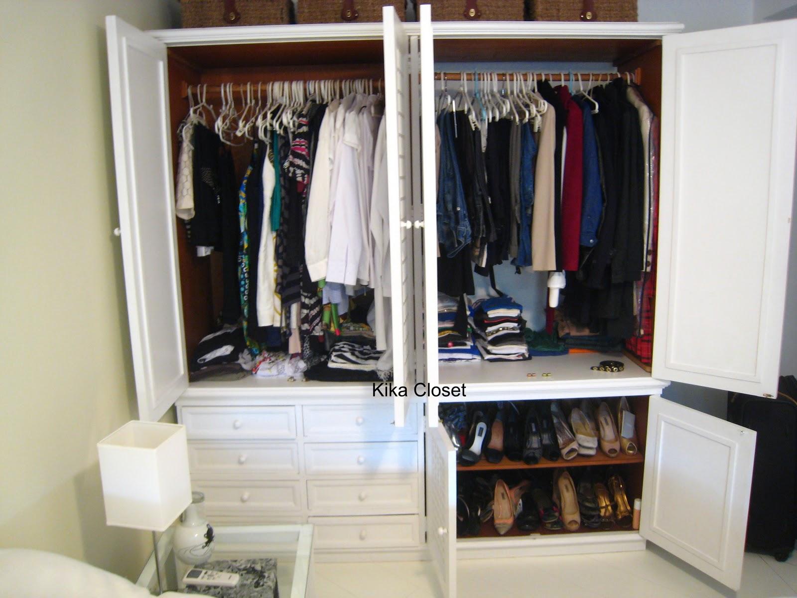 Kika Closet Armário feminino