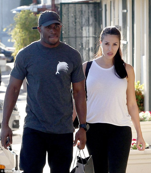 Jason Pierre Paul Girlfriend: RealFlowz: Kim K's Ex Boyfriend