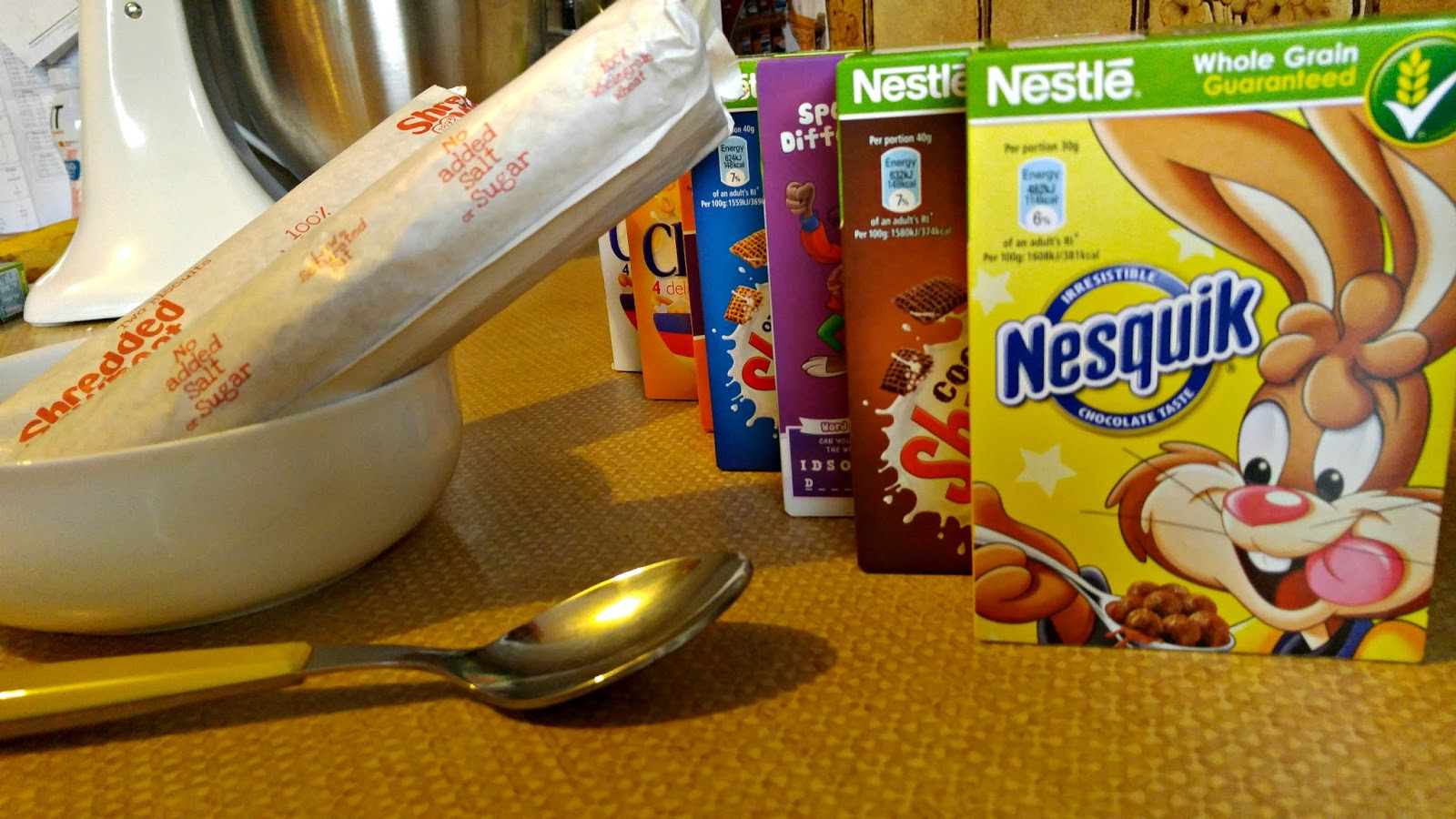 Shake up your wake up breakfast week nestl cereals tales but more to my excitement i wasnt just helping to be a part of this national campaign it wasnt just nestl cereal on my doorstep ccuart Choice Image