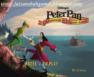 Peter pan adventures in neverland full