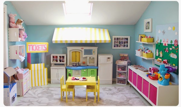 Carissa Miss: Playroom Ideas #TargetToys #cbias #shop