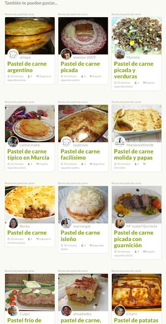 Más recetas recomendadas en Cookpad