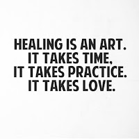 Healing is an art