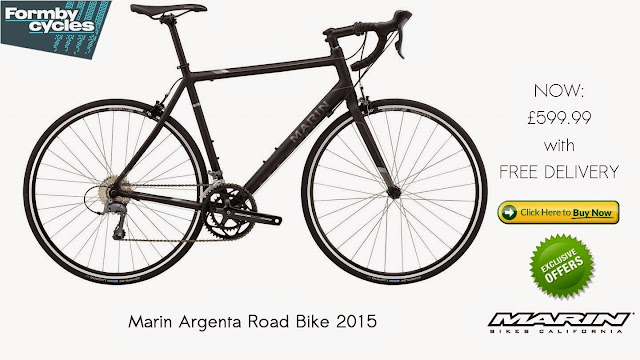 2015 Road Bike: Marin Argenta