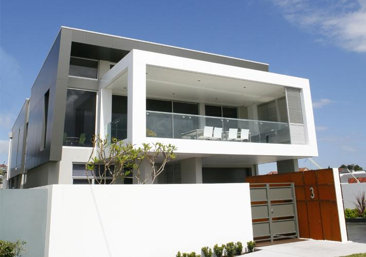 Fotos de fachadas de casas bonitas vote por sus fachadas for Latest architectural house designs