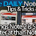 Galaxy Note 2 Tips & Tricks Episode 90: Things that the Note 2 is still better at than the Note 3