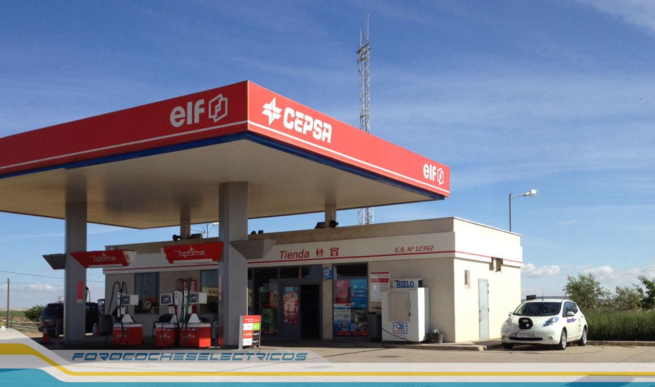 gasolinera valladolid: