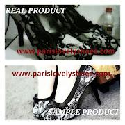 Dicari Reseller Sepatu Wanita (Paris Lovely Shoes)