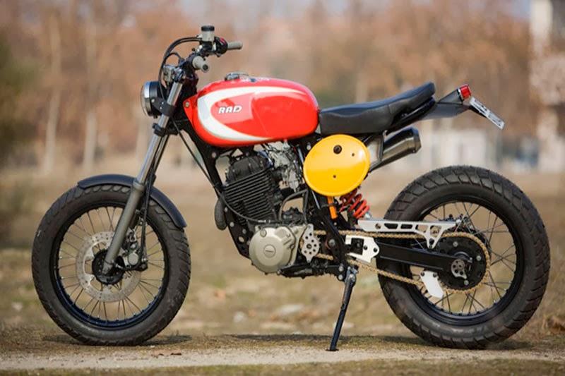 Gambar Modifikasi Motor Ducati Keren