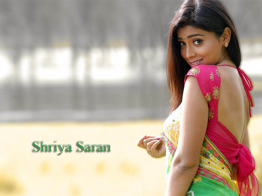 Actress Shreya Saran Stills