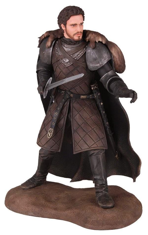 Estatua Robb Stark de Juego de Tronos