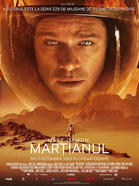 The martian Martianul 2015 film online subtitrat