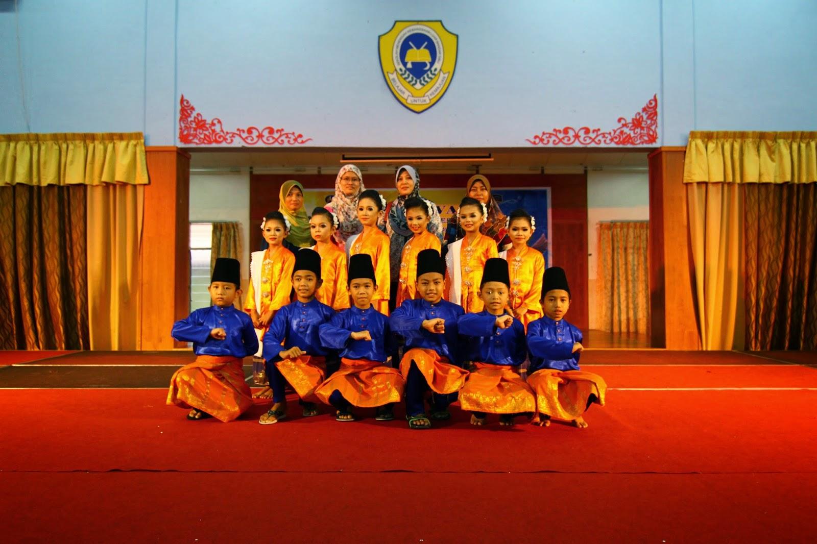 Karnival ASAT Sarawak 2014 : Tarian (SR)
