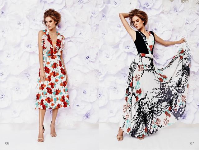 Bella tendencia en la moda | Diseños de Silvania Miranda