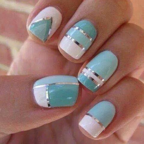 Decoraciones de uñas modernas 2014-ultimas decoraciones de uñas hermosas-lindas decoraciones de uñas-modernas decoraciones de uñas-lindas-unicas