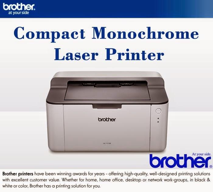 Скачать драйвер на принтер Brother Hl-1110r
