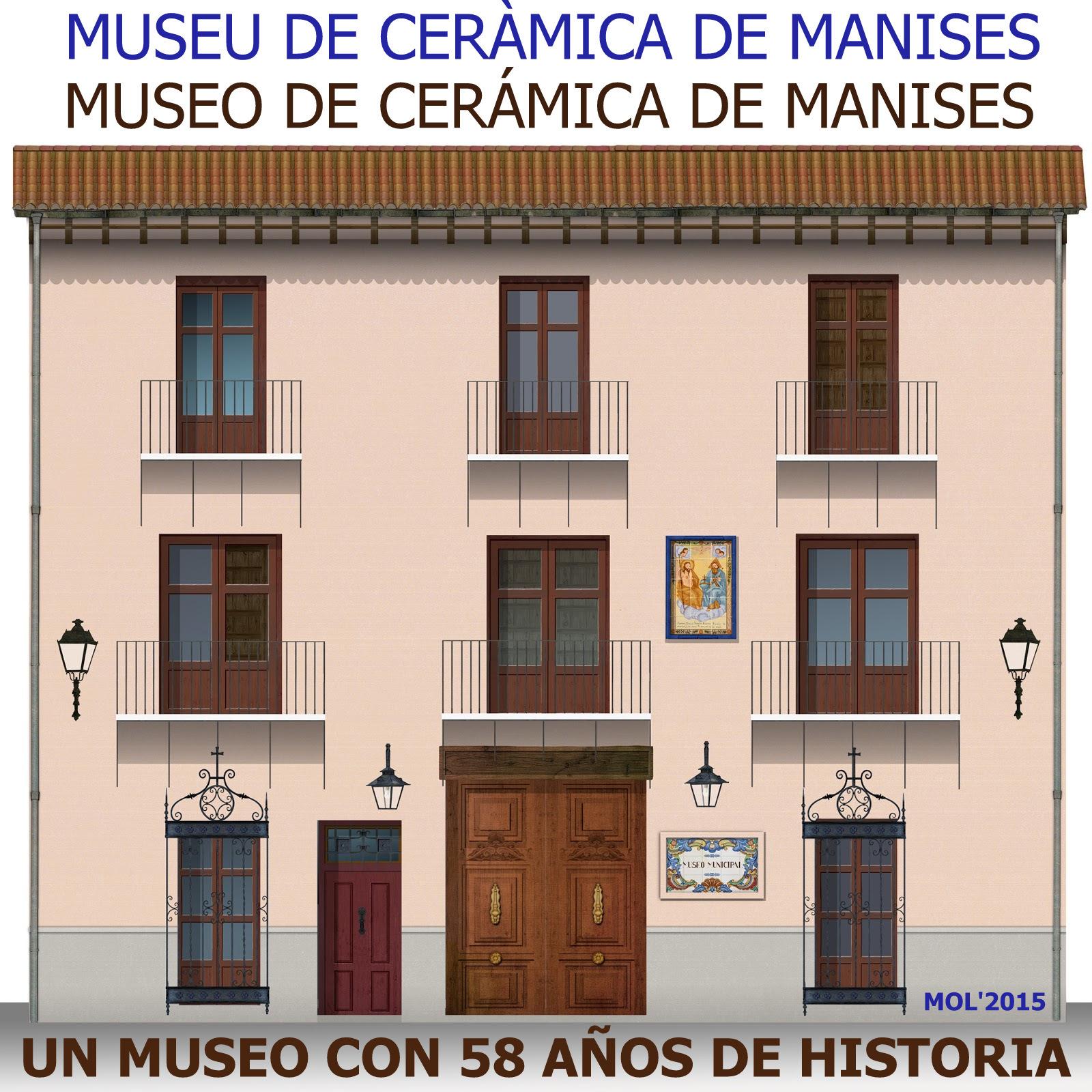 26.11.15 LOS PRIMEROS 58 AÑOS DE LA HISTORIA DEL MUSEO DE CERÁMICA.