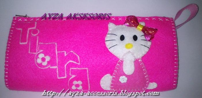 ... Pensil Kain Flanel Hello Kitty, Gelang Tangan Angry Bird - 6 Mei 2013