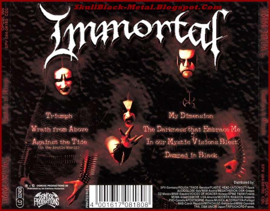 letra immortal: