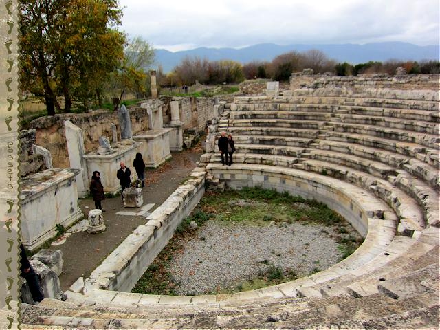 Afrodisias Bouleuterion