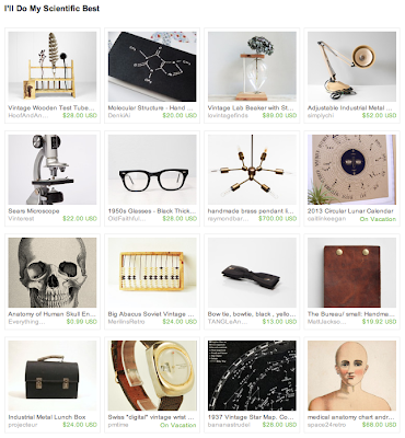 Etsy Treasury by copperseal