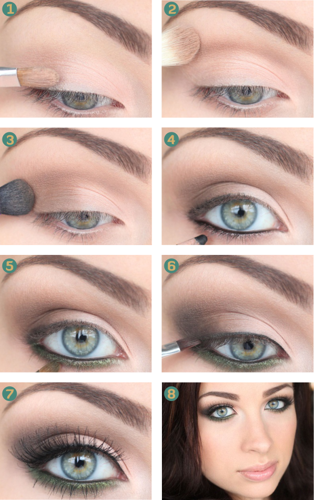 Bridal Eye Makeup Tutorial Step By Step : Good 4 Time Pass: Eye Make Up Tutorial