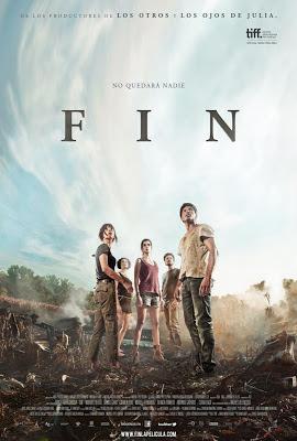Cartel de la película Fin